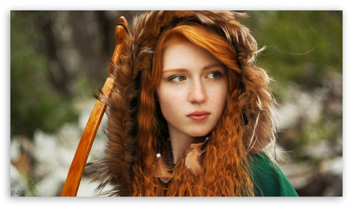 Archer Female UltraHD Wallpaper for 8K UHD TV 16:9 Ultra High Definition 2160p 1440p 1080p 900p 720p ; UHD 16:9 2160p 1440p 1080p 900p 720p ; Mobile 16:9 - 2160p 1440p 1080p 900p 720p ;
