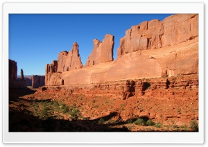 Arches National Park HD Wide Wallpaper for Widescreen