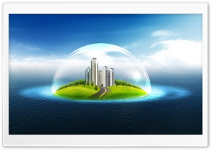 Architecture Concept Design HD Wide Wallpaper for Widescreen
