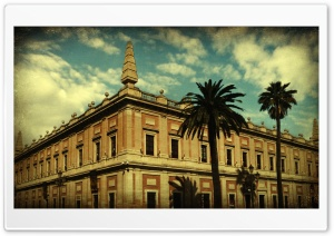 Archivo de Indias Sevilla HD Wide Wallpaper for Widescreen
