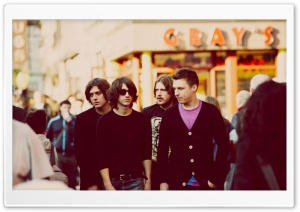 Arctic Monkeys Photo HD Wide Wallpaper for Widescreen