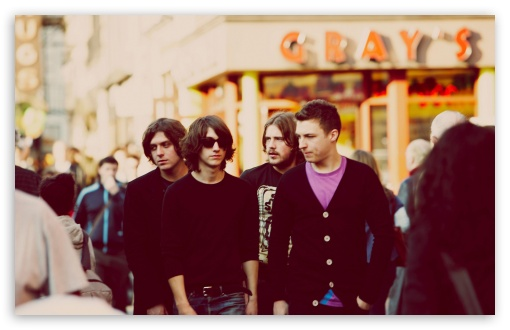 Arctic Monkeys Photo Ultra Hd Desktop Background Wallpaper For 4k Uhd Tv Widescreen Ultrawide Desktop Laptop Tablet Smartphone