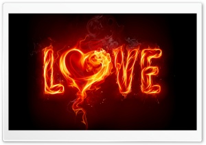 Ardent Love HD Wide Wallpaper for Widescreen