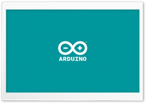 ARDUINO LOGO HD Wide Wallpaper for Widescreen