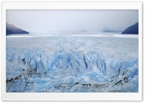 Argentina Glacier HD Wide Wallpaper for Widescreen