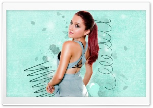 Ariana Grande HD Wide Wallpaper for Widescreen