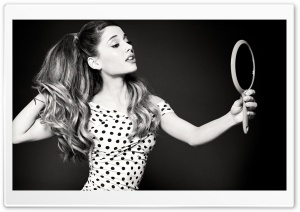 Ariana Grande 2015 HD Wide Wallpaper for Widescreen
