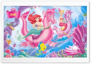 Ariel HD Wide Wallpaper for Widescreen