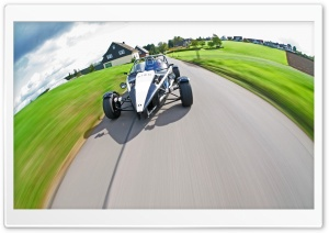 Ariel Atom Mugen HD Wide Wallpaper for Widescreen
