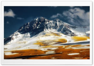 Armenia, Aragats HD Wide Wallpaper for Widescreen