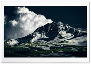 Armenia, Hayks Aragats HD Wide Wallpaper for Widescreen