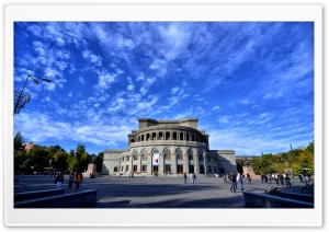 Armenia, Opera HD Wide Wallpaper for Widescreen