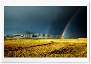 Armenia Rainbow HD Wide Wallpaper for 4K UHD Widescreen desktop & smartphone