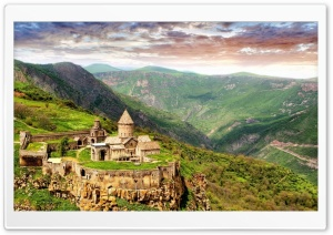 Armenia Tatev HD Wide Wallpaper for 4K UHD Widescreen desktop & smartphone