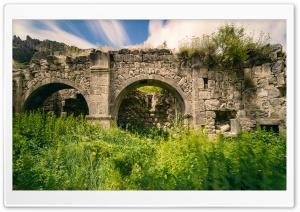 Armenia, Vayots Dzor, Hermon Monastery Hayk Ultra HD Wallpaper for 4K UHD Widescreen desktop, tablet & smartphone