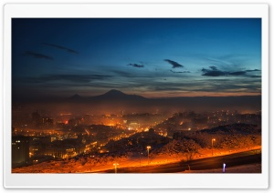 Armenia, Yerevan HD Wide Wallpaper for Widescreen