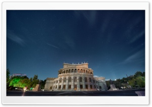 Armenia, Yerevan, Building, Hayk Barseghyans HD Wide Wallpaper for Widescreen