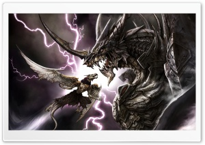 Armored Dragons HD Wide Wallpaper for Widescreen
