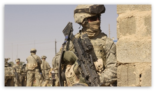 Army Troops UltraHD Wallpaper for 8K UHD TV 16:9 Ultra High Definition 2160p 1440p 1080p 900p 720p ;
