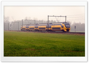 Arnhem Train HD Wide Wallpaper for Widescreen