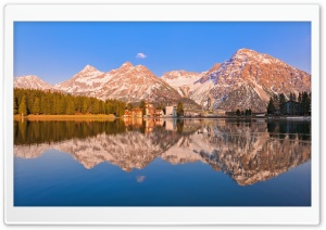 Arosa Reflected HD Wide Wallpaper for Widescreen