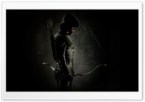 Arrow - Green Arrow HD Wide Wallpaper for Widescreen