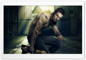 Arrow Movie Oliver Queen Ultra HD Wallpaper for 4K UHD Widescreen desktop, tablet & smartphone