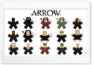 Arrow_serie_movie_Jessy_Descarpentrie Ultra HD Wallpaper for 4K UHD Widescreen desktop, tablet & smartphone