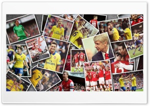 Arsenal Football Club HD Wide Wallpaper for Widescreen