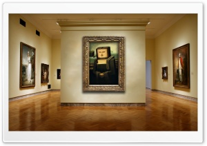 Art Gallery HD Wide Wallpaper for Widescreen