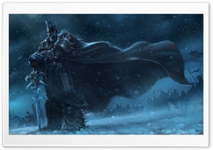 Arthas Menethil HD Wide Wallpaper for Widescreen