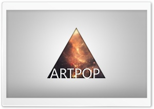 Artpop HD Wide Wallpaper for Widescreen