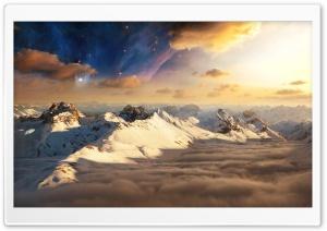 Asgard Ultra HD Wallpaper for 4K UHD Widescreen desktop, tablet & smartphone