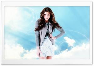 Ashley Greene HD Wide Wallpaper for Widescreen