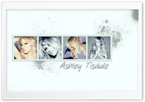 Ashley Tisdale HD Wide Wallpaper for Widescreen