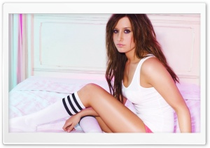 Ashley Tisdale 2011 HD Wide Wallpaper for Widescreen