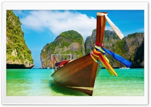 Asia Beaches HD Wide Wallpaper for Widescreen