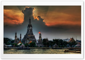 Asia HDR HD Wide Wallpaper for Widescreen