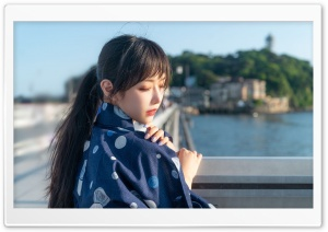 Asian Girl Ultra HD Wallpaper for 4K UHD Widescreen desktop, tablet & smartphone