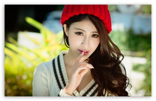 Asian girl portrait 4k hd desktop wallpaper for 4k ultra - Asian girl 4k ...