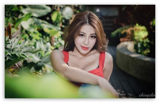 Asian Girl Smile 4k Hd Desktop Wallpaper For 4k Ultra Hd Tv