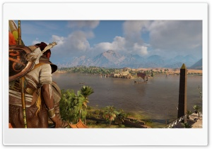 Assassin Creed Origins HD Wide Wallpaper for 4K UHD Widescreen desktop & smartphone
