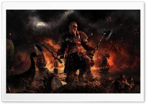 Assassin s Creed Valhalla Combat 2020 Video Game Ultra HD Wallpaper for 4K UHD Widescreen desktop, tablet & smartphone