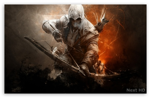 Assassin SCreed UltraHD Wallpaper for Wide 16:10 Widescreen WHXGA WQXGA WUXGA WXGA ;