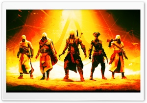 ASSASSINS HD Wide Wallpaper for Widescreen