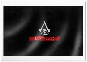 ASSASSINS C BLACK FLAG Ultra HD Wallpaper for 4K UHD Widescreen desktop, tablet & smartphone
