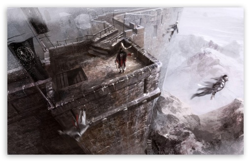 Assassin's Creed HD wallpaper for Wide 16:10 5:3 Widescreen WHXGA WQXGA WUXGA WXGA WGA ; HD 16:9 High Definition WQHD QWXGA 1080p 900p 720p QHD nHD ; Standard 4:3 5:4 3:2 Fullscreen UXGA XGA SVGA QSXGA SXGA DVGA HVGA HQVGA devices ( Apple PowerBook G4 iPhone 4 3G 3GS iPod Touch ) ; Tablet 1:1 ; iPad 1/2/Mini ; Mobile 4:3 5:3 3:2 16:9 5:4 - UXGA XGA SVGA WGA DVGA HVGA HQVGA devices ( Apple PowerBook G4 iPhone 4 3G 3GS iPod Touch ) WQHD QWXGA 1080p 900p 720p QHD nHD QSXGA SXGA ;