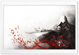 Assassin's Creed 2 Art HD Wide Wallpaper for 4K UHD Widescreen desktop & smartphone