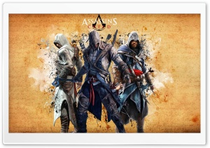 Assassin's Creed 3 2012 HD Wide Wallpaper for 4K UHD Widescreen desktop & smartphone