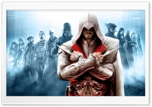 Assassins Creed 3 Brotherhood HD Wide Wallpaper for Widescreen